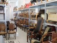 Besuch Der Löffler-Stuhlsammlung